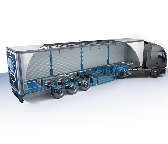 Lastvognstrailer
