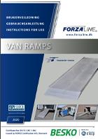 Forzaline - brugervejledning Van Ramps