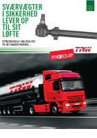 Reservedele til lastbiler anhængere Sværvægter og busser